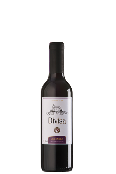 Divisa - Bordô Suave 375 ml